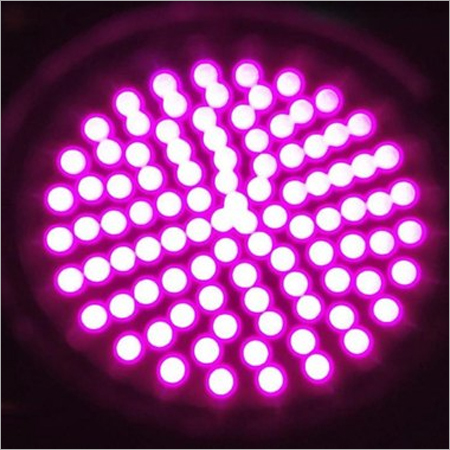 Purple LED Traffic Signal Light