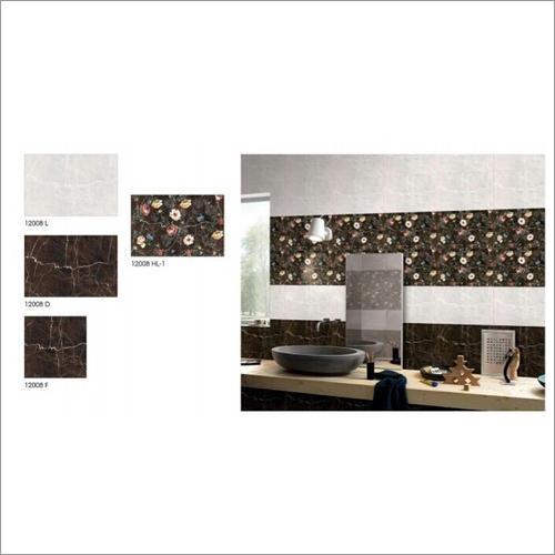 Bathroom Fancy Wall Tiles