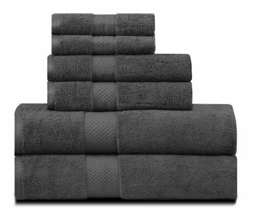 Grey Family Towel Set