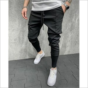 Mens High Ankle Joggers