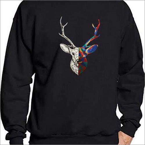 Mens Printed Sweatshirt