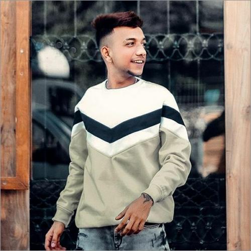 Mens Casual Sweatshirt