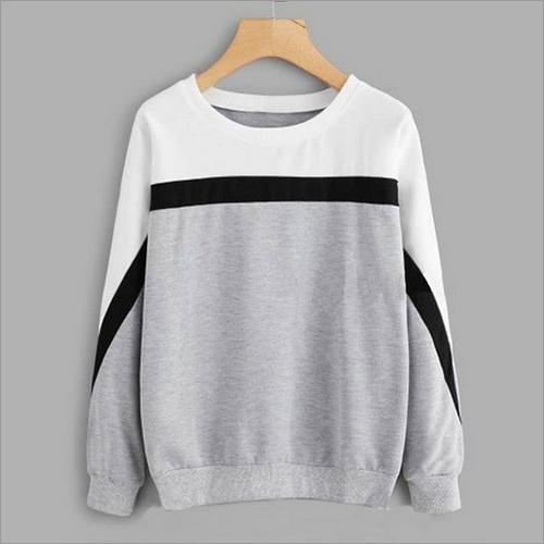 Mens Pure Cotton Sweatshirt