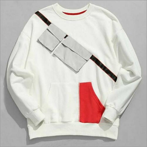 Mens High Quality Cotton Sweatshirt