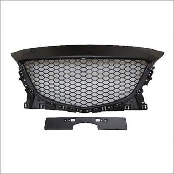 Radiator And Bumper Grille