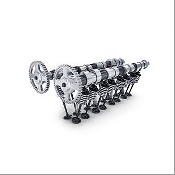 Camshaft And Valve