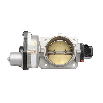 Throttle Body And Injector