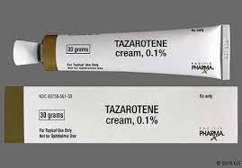Tazarotene Cream