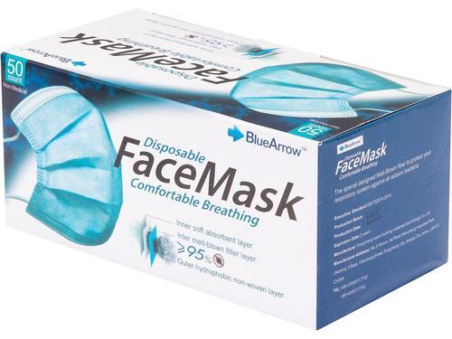 Mask Box Label