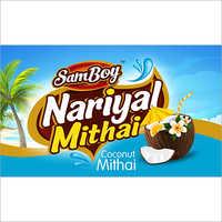 Nariyal Mithai