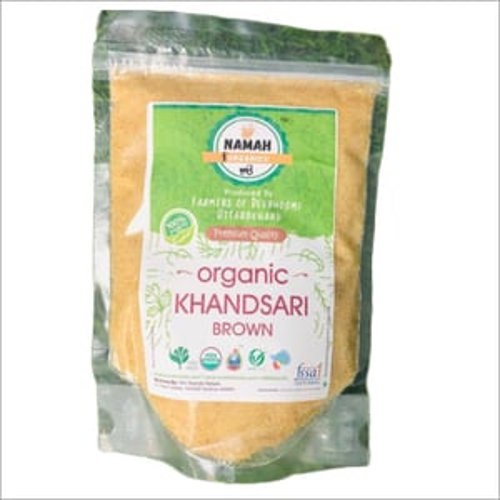 Brown Organic Khandsari