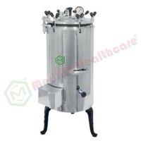 High Pressure Vertical Sterilizer (Electric/Non-Electric)