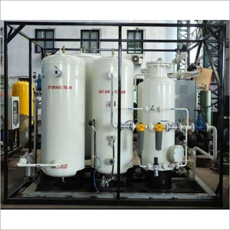 Industrial Oxygen Plant