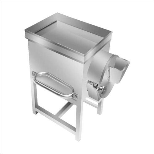 Dry Fruit Chips And Powder Machine