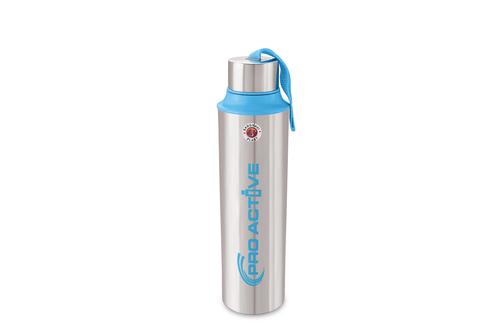 Pro Active Steel Water Bottle