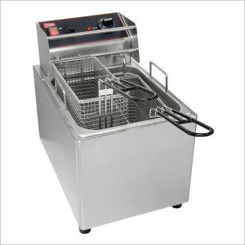 Electric Deep Fryer Machine
