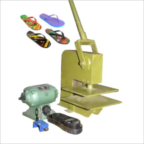 Manual Chappal Making Machine