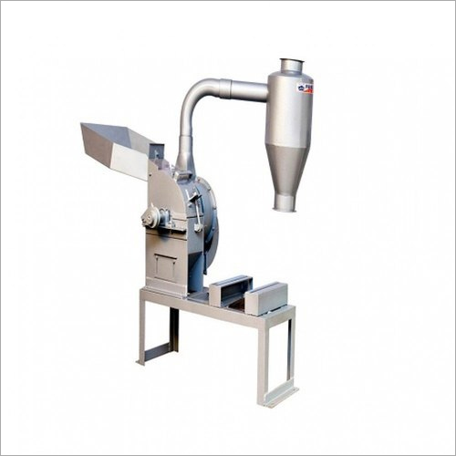 Single Phase Chilli Grinding Machine