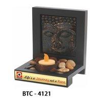 Buddhism Candlestick