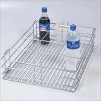 Bottle Glass Basket