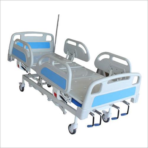 Manual Five Functional ICU Bed
