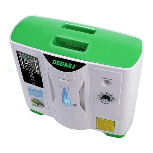 Oxygen Concentrator DEDAKJ DE-2A GREEN