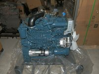 V3307-DI-T-E3B-CBH-1 KUBOTA ENGINE 1J416-18000