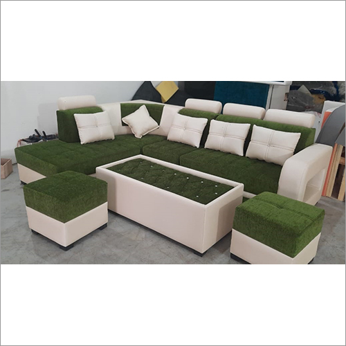 Green Garden Stylish Sofa Set