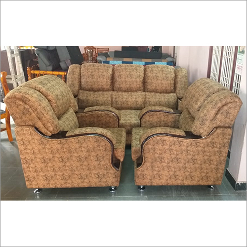 Royal Brown Family Comfort Sofa Set