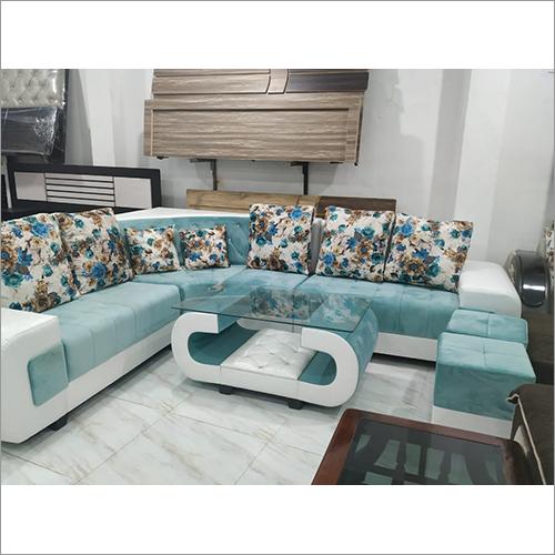 Spanish Green Delighted Sofa Set