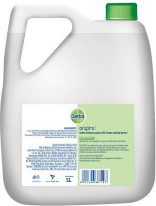 Dettol 5 Litre Hand Sanitizer