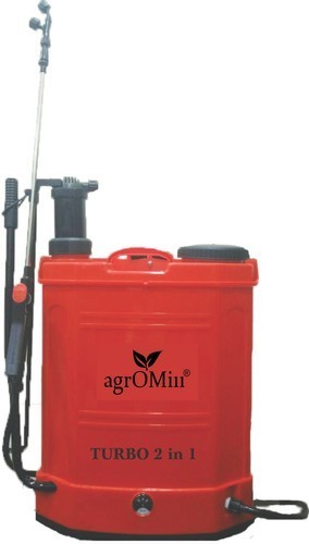 Agromill Turbo Battery Operated 2 In 1 Sprayer