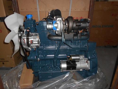 Z602-E4B-EU-X7 KUBOTA ENGINE 1J962-11000