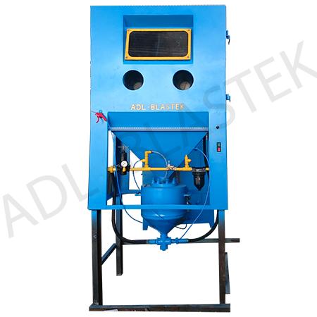 Cabinet Type Pressure Blast