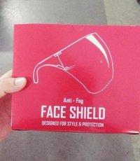 Anti-Fog Face Shield
