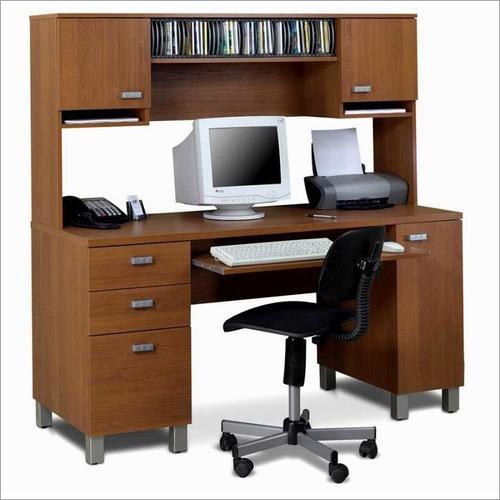 Computer Workstation Desk With Storage