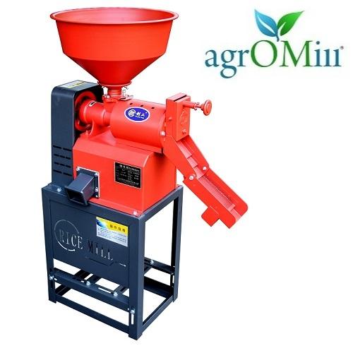 Agromill Mini Domestic Rice Machine