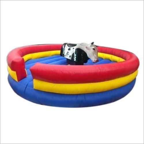 FRP Round Mechanical Bull Ride