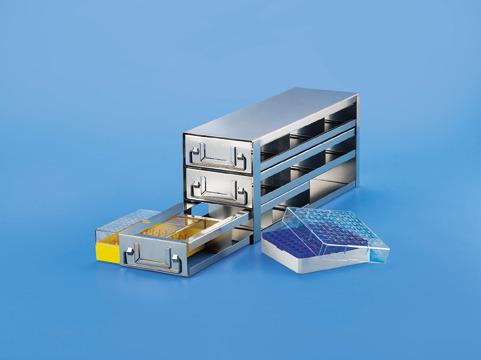 Tarsons 110010 Upright Freezer Drawer Rack