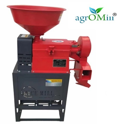 Agromill Domestic Rice Machine