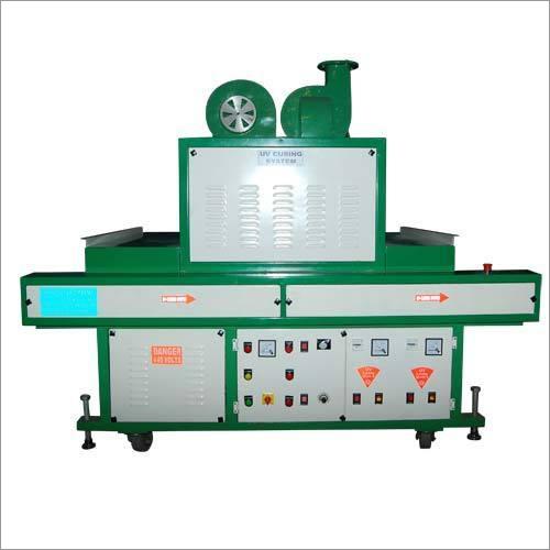 Paper UV Curing Machine