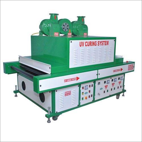 Industrial UV Curing Machine