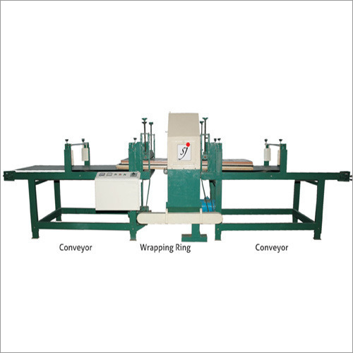 Stretch Film Ring Wrapping Machine
