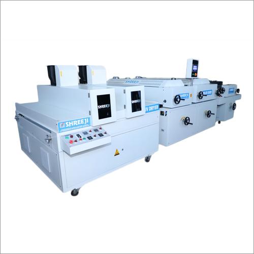 Industrial UV Coating Machine