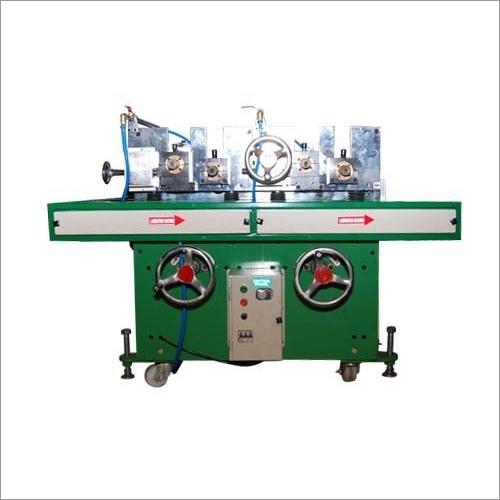 Semi-Automatic WPC Printing Machine