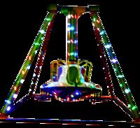 FRP Arial Pendulum Ride