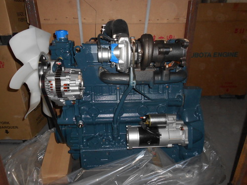 D722-E3B-BMG-1 KUBOTA ENGINE 1J968-51000