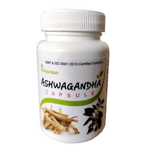 Ayurvedic Herbal Capsule For Immunity And Brain Booster