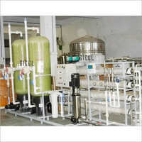 500 LPH FRP Reverse Osmosis Plant
