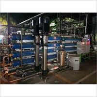 1000 LPH FRP Reverse Osmosis Plant